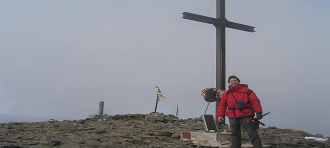 El último Puigmal (2913 m)