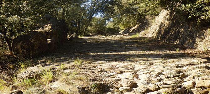 La via romana de Capsacosta