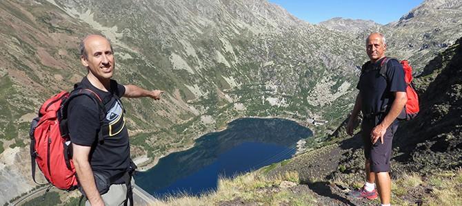 La Vall Fosca (via verde del Carrilet 2200m)