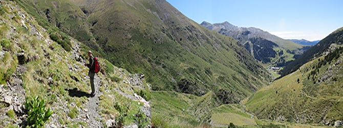 El Pic de Finestrelles (2828 m)