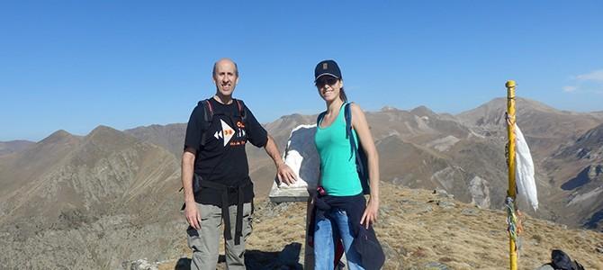 El Coll dels tres Pics,Balandrau (2528m)