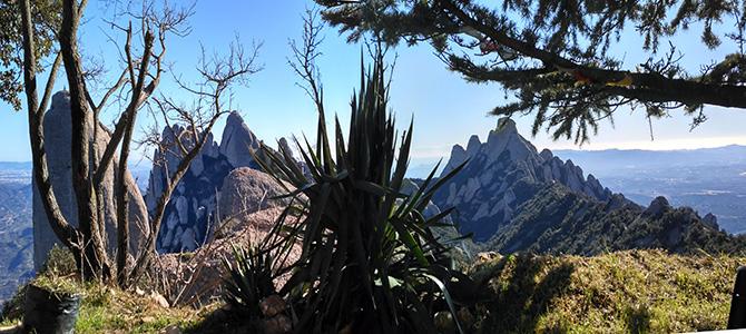 Ermitas de Montserrat (tercera etapa, 2 ermitas)